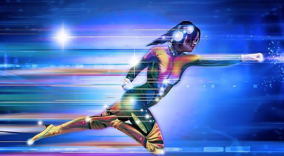Superhero Runner